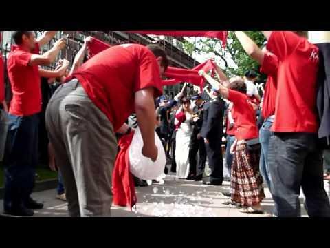 Embedded thumbnail for Ślub Izy i Przemka
